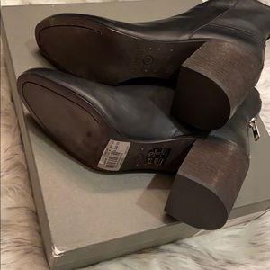 All Saints Shoes - NWT AllSaints Idella Black Leather Booties Size 9